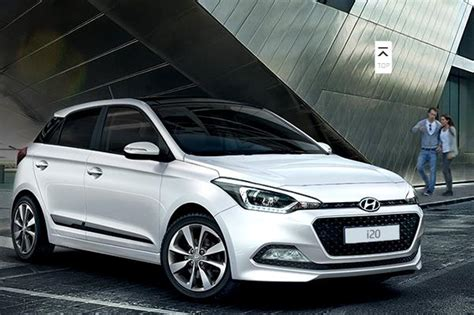 2016 i20 & i20 Active Get Dual Airbags from Base Variant