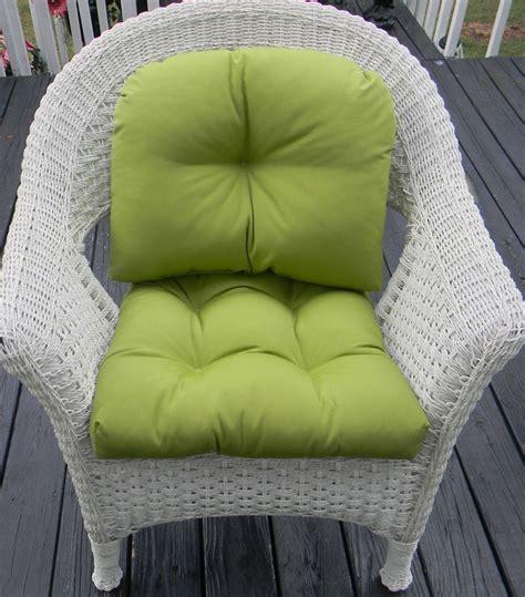 indoor outdoor wicker chair cushion  pillow cushion
