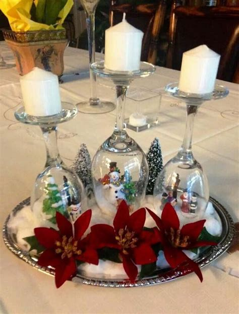 wine decorations for the home 35 christmas centerpieces for holiday table ultimate