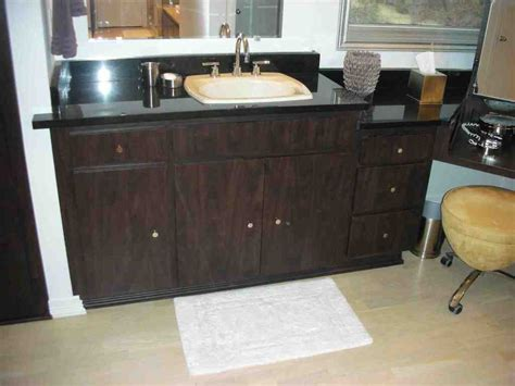 Bathroom Vanity Refacing Refacing Bathroom Cabinets Ideas Awesome House