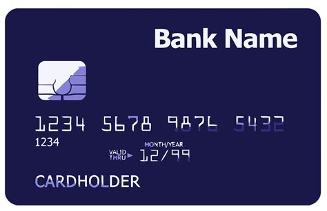 credit card template transparent blank credit card png cyberuse