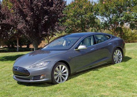 Tesla Model S Tesla Motors Model S Specs 2012 2013 2014 2015 2016
