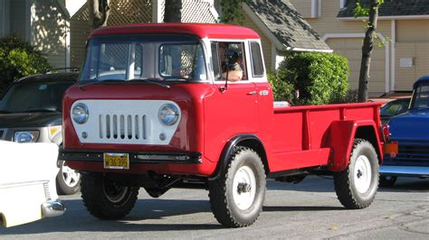 Jeep Coe 1960 Willys Jeep Fc 170 C O E Truck W 36 395 1 Flickr