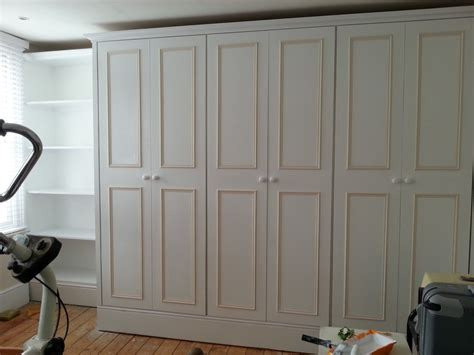 Built In Wardrobe Carcass by Brown Decorators 100 Feedback Painter