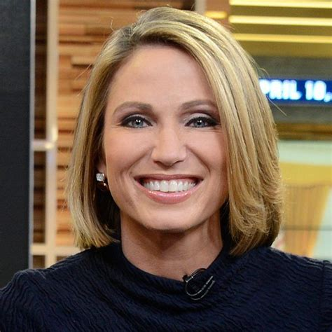 amy robach haircut amy robach hairstyle amy robach debuts short haircut on