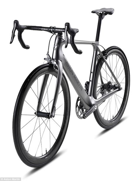 aston martin bike aston martin unveils new bicycle for the price of a car