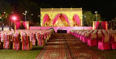 Madhuban Garden Sikar Road, Jaipur   Wedding Lawn