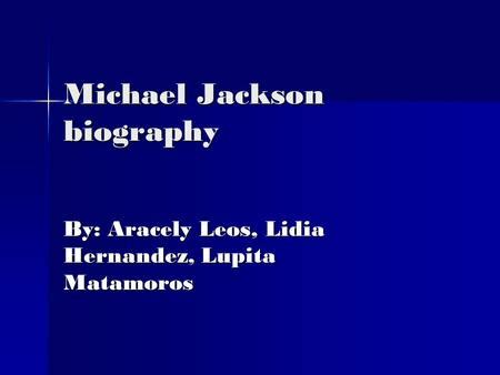 michael jackson biography powerpoint michael jackson remembered ppt download