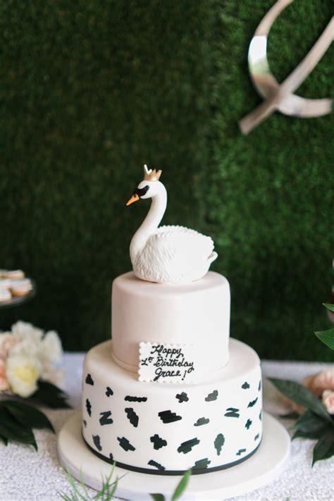 Swan Soirée First Birthday Party   Palm Beach Lately