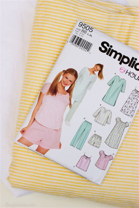sewing pattern envelope taking the leap understanding sewing patterns part 1