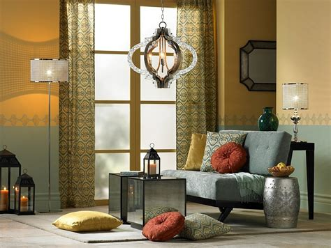 refreshing moroccan living rooms exude exotic  playful