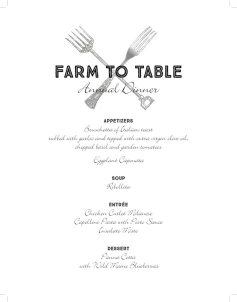 farm to table annual fundraising dinner denmark arts center