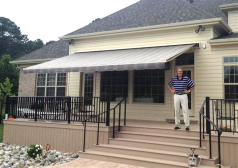 retractable motorized awnings retractable awning retractable awning virginia
