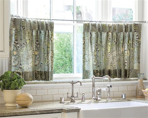 Pottery Barn Kitchen Curtains Pottery Barn Cafe Curtains Home Design Ideas And Pictures