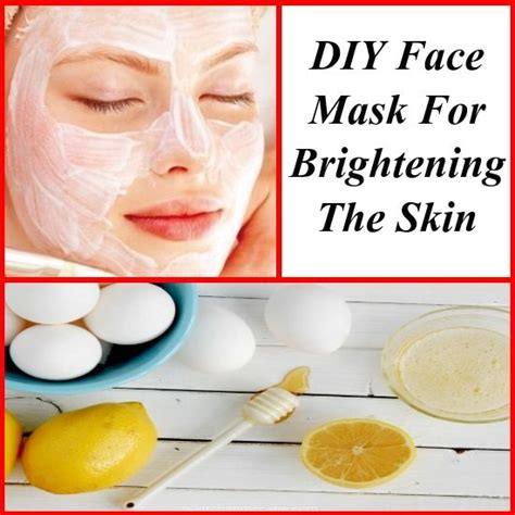 diy brightening mask 358 best images about on moisturizers skin care and home remedies for acne