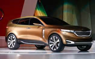 cars model 2013 2014 kia cross gt concept look