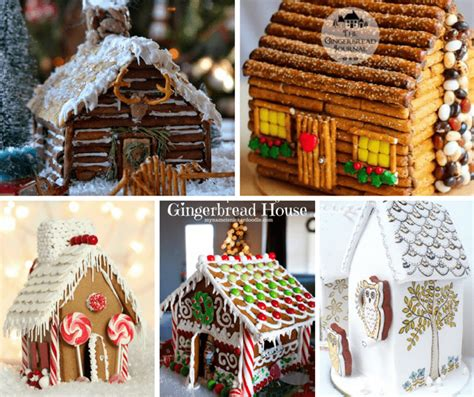ideas for gingerbread houses a roundup of 25 gingerbread house ideas and tips