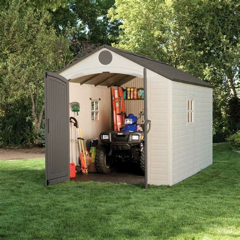 Lifetime Shed Installation by 23 Best Images About Outdoor Storage Sheds On