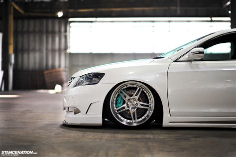 Toyota Camry Stance Thailand S Got It Ke S Unordinary Toyota Camry