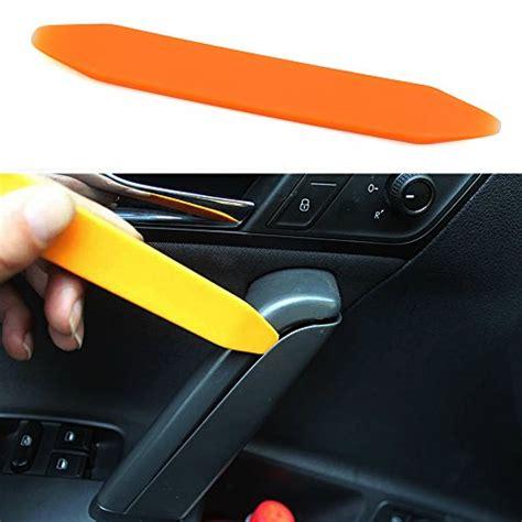 Auto Vehicle Loudspeaker Audio Dismantle Removal Pry Tool jessicaalba 174 new car door clip panel audio dashboard