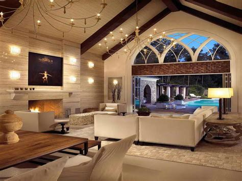 pictures of home design interiors pool house interior designs images