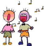 Insertar Imagenes Gif En Power Point | gifs animados de ni 241 os cantando gifmania