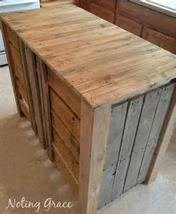 hometalk how to make a pallet kitchen island for less how to build a kitchen island 1600x1200 fay grayson home