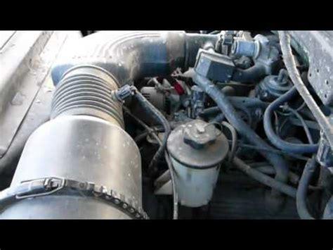 ford  engine  triton start  p youtube