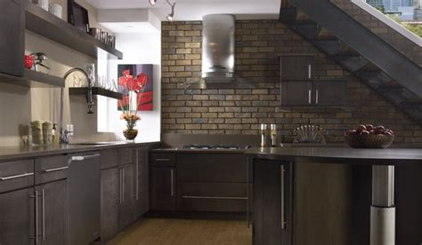 Kitchen Accent Wall by Brick Accent Wall Kitchen