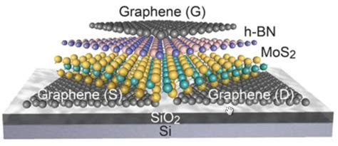 fet transistor graphene the fully 2d material graphene molybdenite transistor could be the future of fast