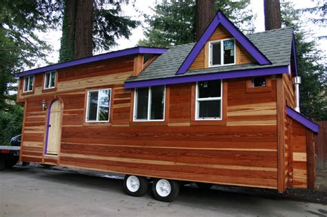 Tiny House On Wheels by Redwood Tiny House Tiny House Swoon