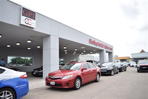 Sterling McCall Nissan Collision Center of Stafford