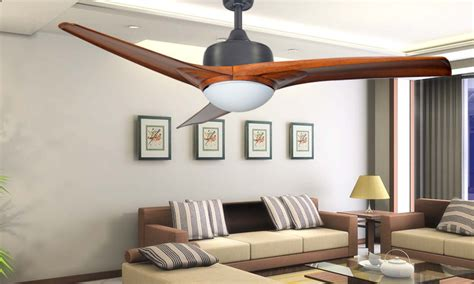 ceiling fans with lights for living room vintage simple ceiling fan 52inch led l dining room