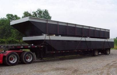 Sectional Barge For Sale by Rps Barge Company