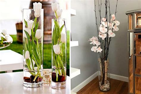 decorar interiores con flores ideas para decorar con flores artificiales esta