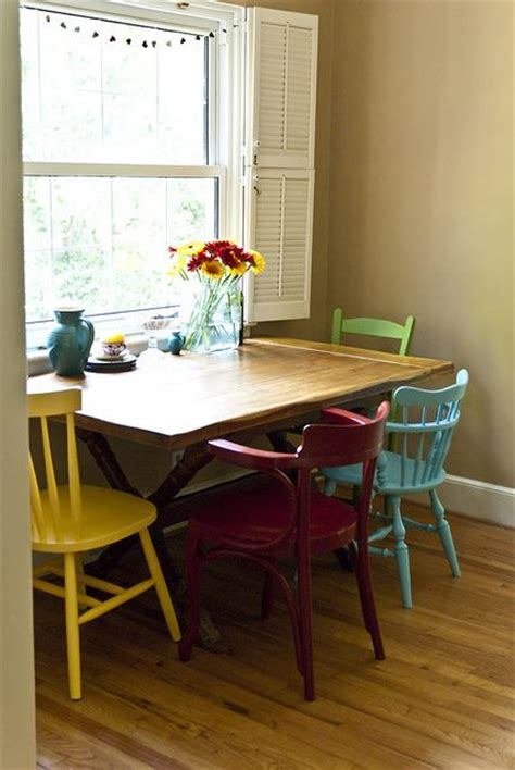 Kitchen Tables Furniture by Best 25 Mismatched Chairs Ideas On Kitchen Chairs Mismatched Dining Chairs And