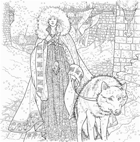 thrones colouring book pdf 84 of thrones coloring book of