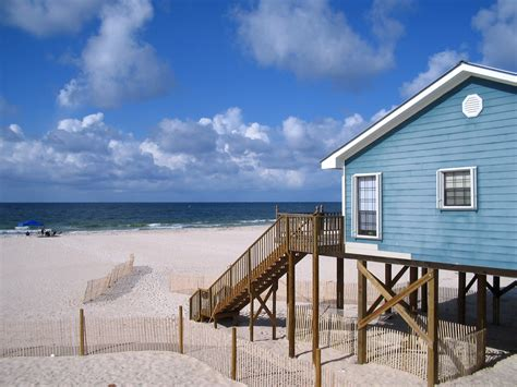 blue beach houses decking 101 stain vs paint vs seal wood it s real