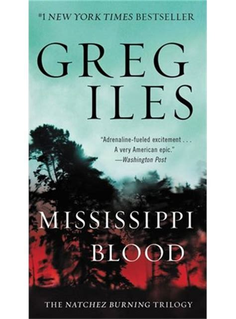 mississippi blood the natchez burning trilogy book by
