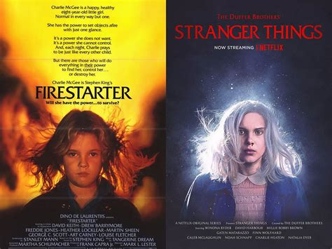 film seri stranger things stranger things new posters in tribute to cult movies