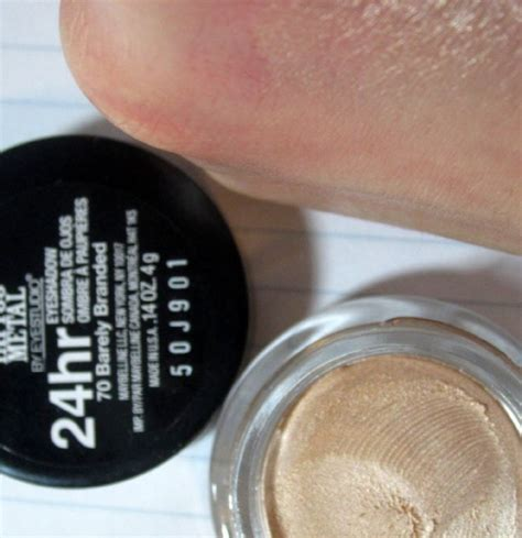 maybelline eyeshadow tattoo review indonesia maybelline color tattoo barely branded reviews photo