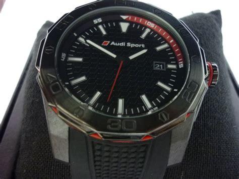 Audi Uhren Shop by Audi Sport Uhr Schwarz Uhren Chronographen Shop