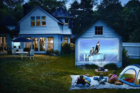backyard projectors outdoor projectors www tv holo com