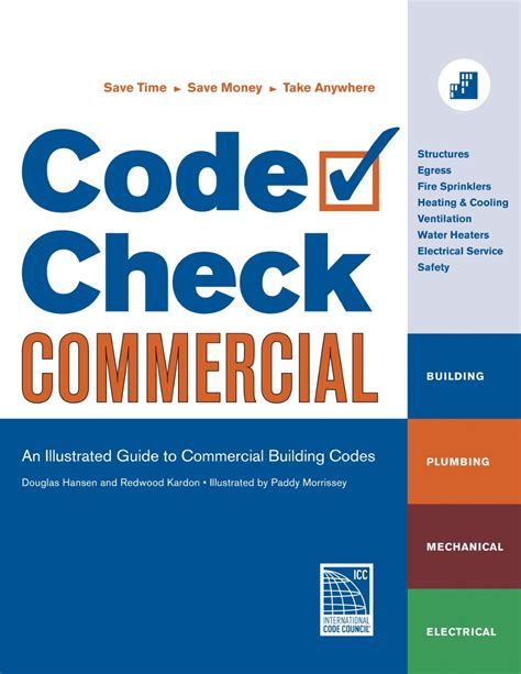 code check an illustrated guide to building a safe house books code check commercial an illustrated guide to commercial