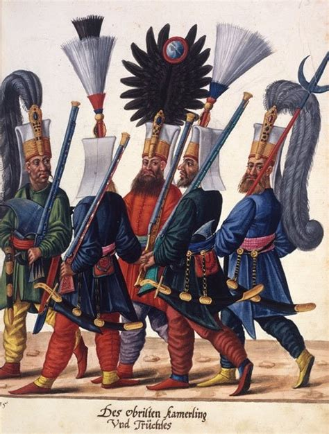 Who Were Ottomans Related Keywords Suggestions For Janissaries