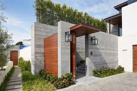 inspirasi desain eksterior rumah minimalis