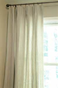 Roman Shade On Curtain Rod - 25 diy window covering tutorials construction haven home business directory
