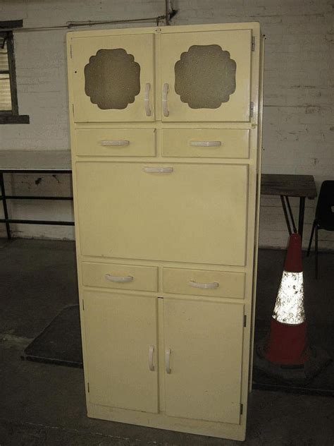 1950s kitchen cabinet a 1950 s remploy wooden kitchen cabinet with 2