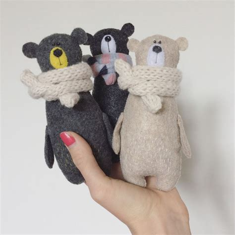 Handmade Felt Animals - 25 best ideas about crafts on