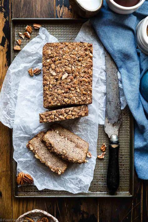 paleo coconut flour banana bread healthy paleo breakfast ideas popsugar fitness photo 15